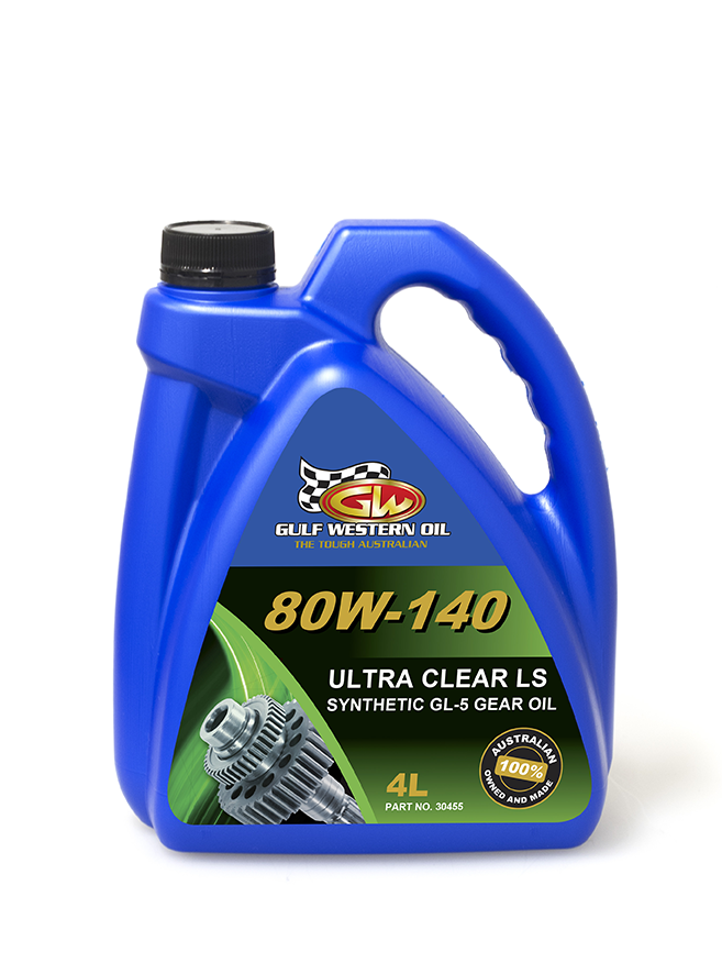 ULTRA CLEAR SYNTHETIC LS 80W140