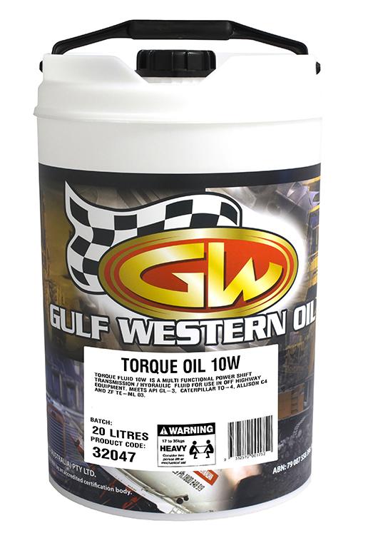 TORQUE OIL 10