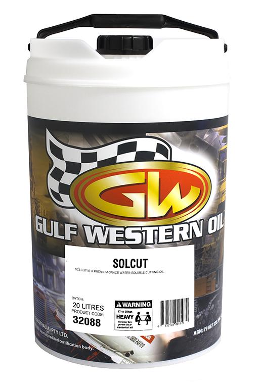 SOLCUT CUTTING OIL